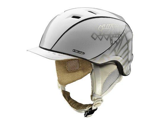 Head Largeana Brim Women's Helmet - White, X-Small
