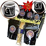 Beverly Turner Congratulations Design - Congratulations on Your Boob Job, Black Dress on Dot Design - Coffee Gift Baskets - Coffee Gift Basket