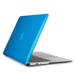 Speck Products SmartShell Case for MacBook Air 13-Inch, Power Blue and Black