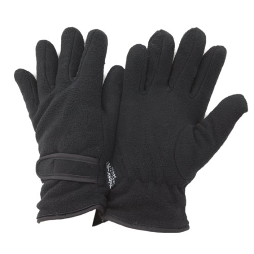 FLOSO® Ladies/Womens Thinsulate Fleece Thermal Gloves (3M 40g)