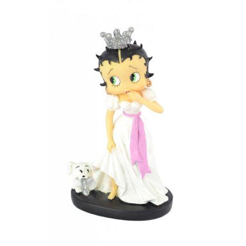 Betty Boop principessa figurine