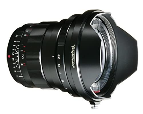 VoightLander フォクトレンダー 単焦点レンズ NOKTON 10.5mm F0.95 Micro Four Thirds マイクロフォーサーズ対応 232051