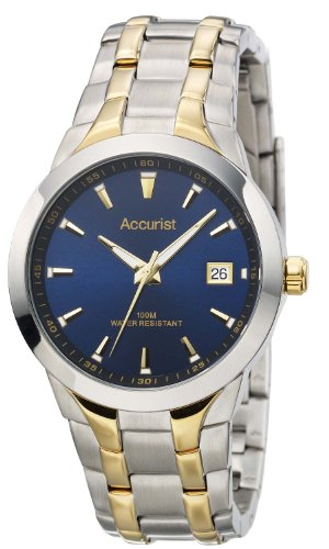 Accurist Men's Bracelet Watch MB859N