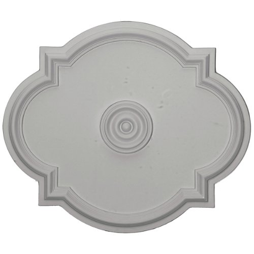 Waltz Ceiling Medallion - 24W x 1.125H in.