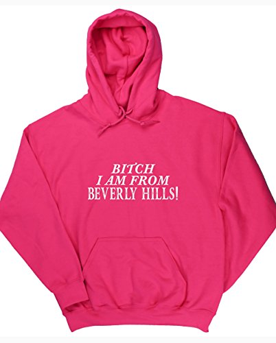 hippowarehouse-bitch-i-am-from-beverly-hills-unisex-hoodie-hooded-top