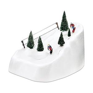Department 56 Village Animated Ski Slope