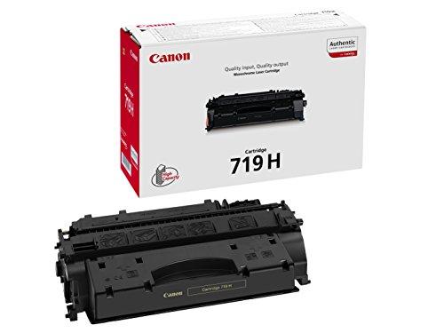 Canon 3480B002 CRG719h High Yeild Toner Cart - Black Black Friday & Cyber Monday 2014