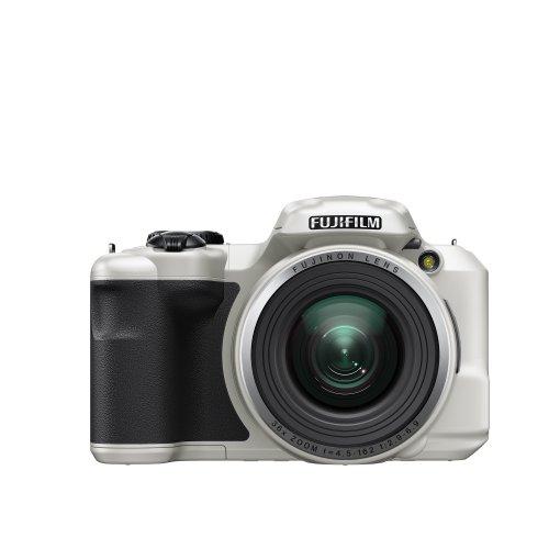 FUJIFILM デジタルカメラ S8600WH ホワイト F FX-S8600 WH