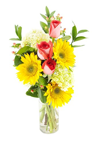 You Are My Sunshine Bouquet -With Vase