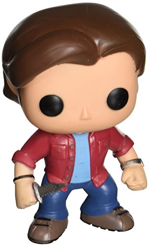 Funko POP Television: Supernatural Sam Action Figure - 1