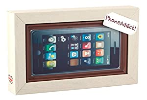 Phone Gift. Phone Addict. Belgian Milk Chocolate Tablet Gifts. A fun present for Christmas or Birthdays.