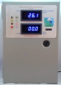 HVA All in One Charge Controller for Wind Turbine Generators & Solar Panels