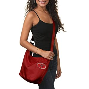 Littlearth NFL Grommet Hobo, Red by Littlearth