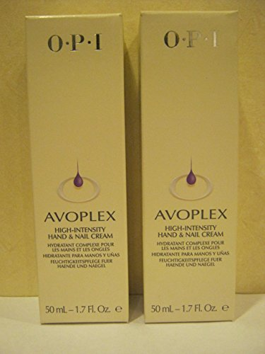 2 PACK - OPI Avoplex High-Intensity Hand and