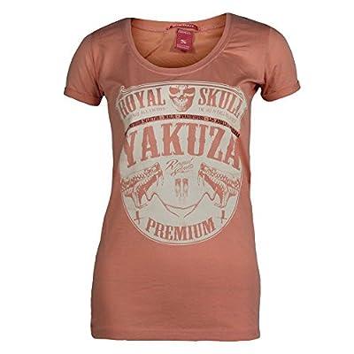 Yakuza Premium Damen T-Shirt 1935 coral