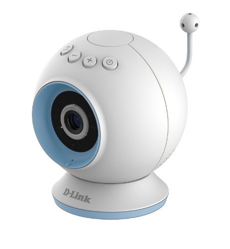 Learn More About D-Link Wi-Fi Day/Night HD Baby Camera with Remote Monitoring (DCS-825L)