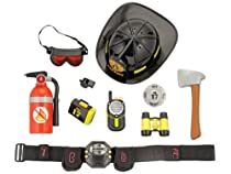 Big Sale Best Cheap Deals Tek Nek Fire Fighter Role Play Set