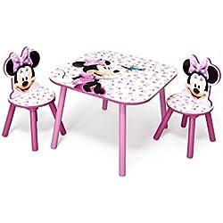 Set tavolo e sedie per bambini shopgogo - Tavolini per bambini disney ...