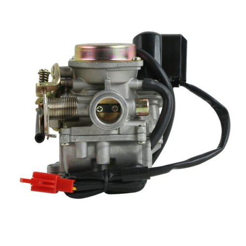 NEW 50cc SCOOTER Carb CARBURETOR ~ 4 stroke GY6 139QMB engine moped SUNL (Carberator Intake compare prices)