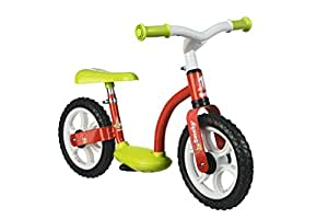 Smoby Learning Bike Mixte, Green