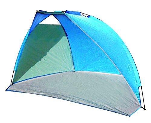 High Peak, Tenda da spiaggia Mallorca, Blu (Blau), Standard