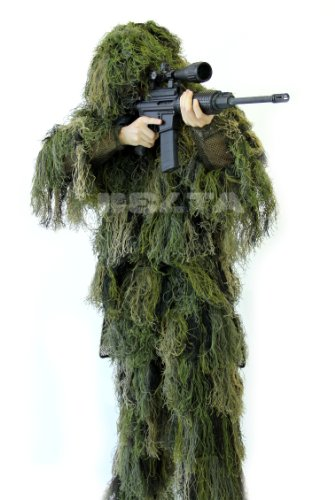 Delta Ghillie Suit (Woodland)