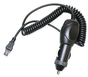 Chargeur allume cigare voiture Michelin GPS: connecteur 90° 12V - 24V Chargeur pour ViaMichelin Navigation der Serien 950 930 980 960 970