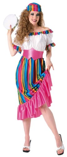 South of the Border Adult Costume - Womens Std.