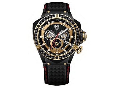 Tonino Lamborghini gentles watch Spyder 3300 chronograph 3302