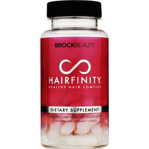 About Hairfinity. Enjoy longer, stronger hair with a wide range of haircare products from Hairfinity. Infusing your hair with vital nutrients, natural botanicals and their exclusive CAPILSANA® Complex, Hairfinity is proven to significantly reduce breakage by up to 96%.