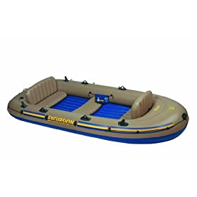 Intex Excursion 5 Boat Set by Intex