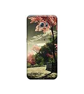 EPICCASE Premium Printed Mobile Back Case Cover With Full protection For Samsung Galaxy S6 Edge+ (Designer Case)