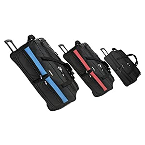 Jeep Wheeled Luggage Bag - 5 Years Warranty!
