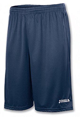 Joma Basket Shorts Unisex Adulto, Blu (Marino), M