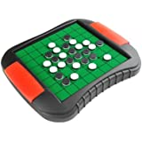 Reversi / Othello, Magnetic Board Game, Size Medium: Dimensions 27.2 x 23.7 x 3.5 cm, Mod. SC9612 (US)