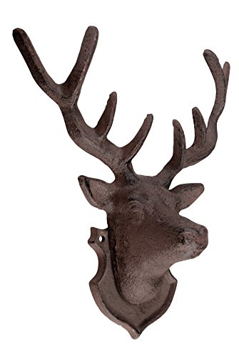 deer-head-metal-wall-decor