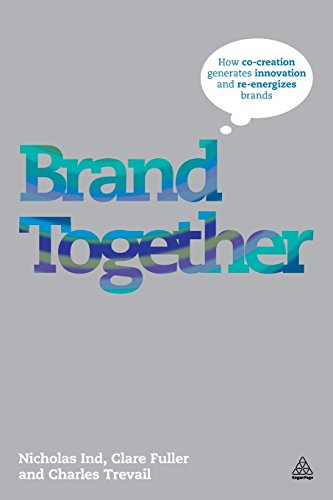 Brand Together: How Co-Creation Generates Innovation and Re-energizes Brands