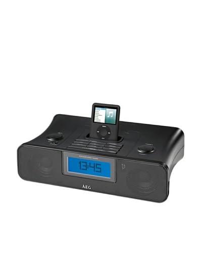 AEG Despertador Conexión iPod SRC4321