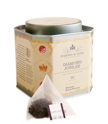 Harney & Sons DIAMOND JUBILEE Tea 30 Sachets