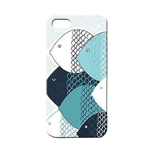 BLUEDIO Designer 3D Printed Back case cover for Apple Iphone 5 / 5S / SE - G3060