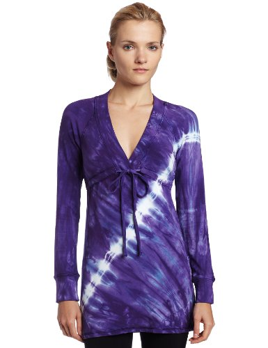 Avani Womens Empire Tie Dye Tunic