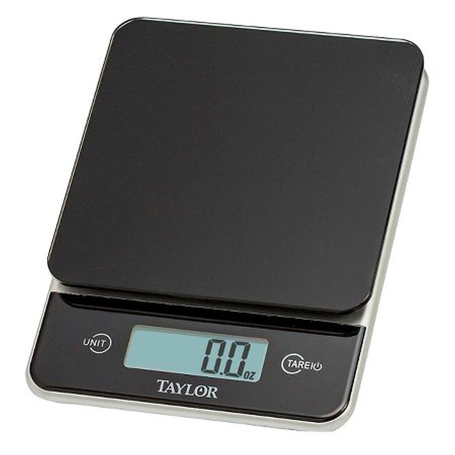Taylor Digital 11lb Glass Top Food Scale - Black ...