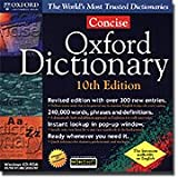 Product B0002BQQWI - Product title CONCISE OXFORD DICT. 10TH ED (closeout)