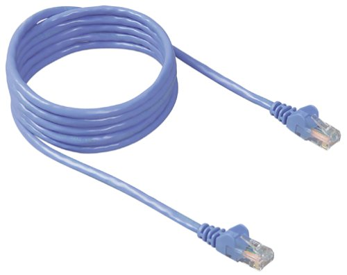 Belkin Cat-5e Snagless Patch Cable (Blue, 25 Feet)