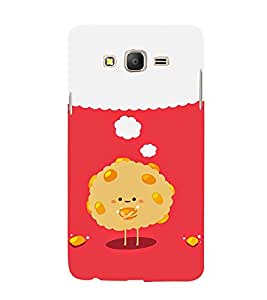 Funny Face theme 3D Hard Polycarbonate Designer Back Case Cover for Samsung Galaxy On7 :: Samsung Galaxy On 7 G600FY