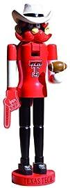 15 NCAA Texas Tech Red Raiders Mascot Decorative Wooden