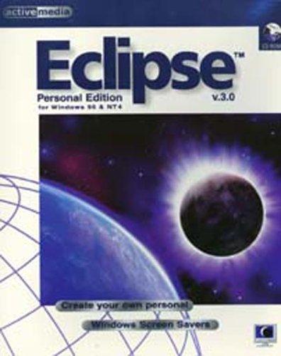 Eclipse version 3.0 Personal Edition