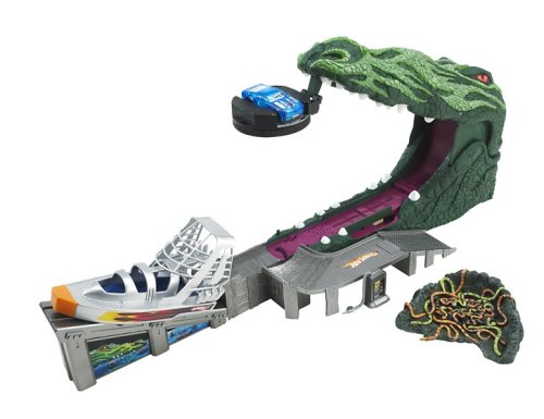 Buy Hot Wheels Crazy Croc