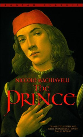 The Prince Free Book Notes, Summaries, Cliff Notes and Analysis