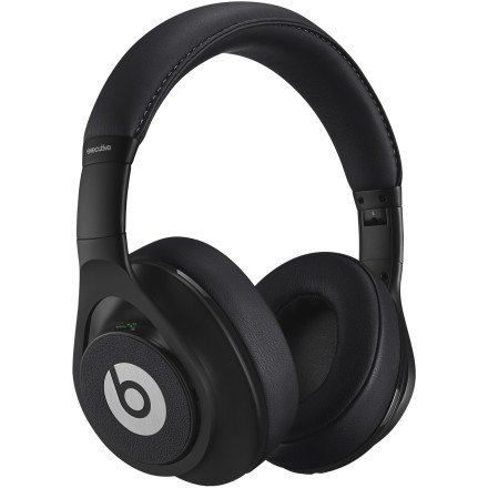 Beats by Dre Beats Executive High-Definition Headphone Black, One Size
